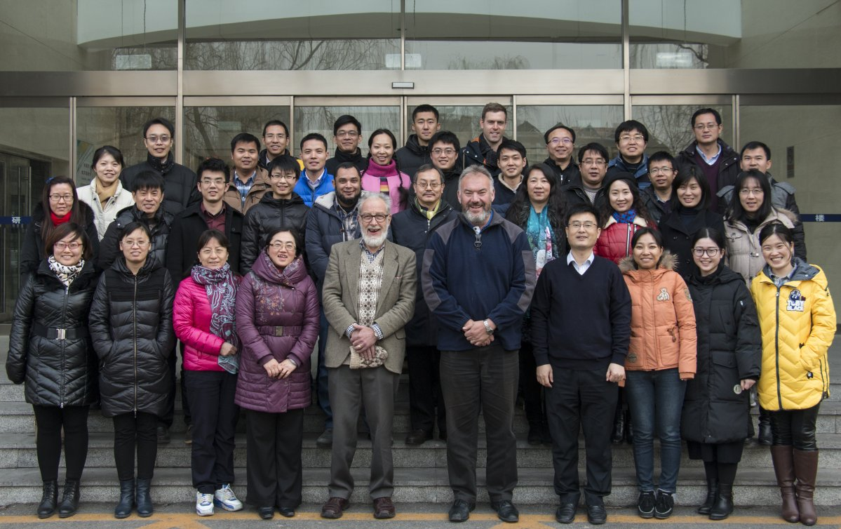 December 2015 Chinagem Course, UIBE, Beijing