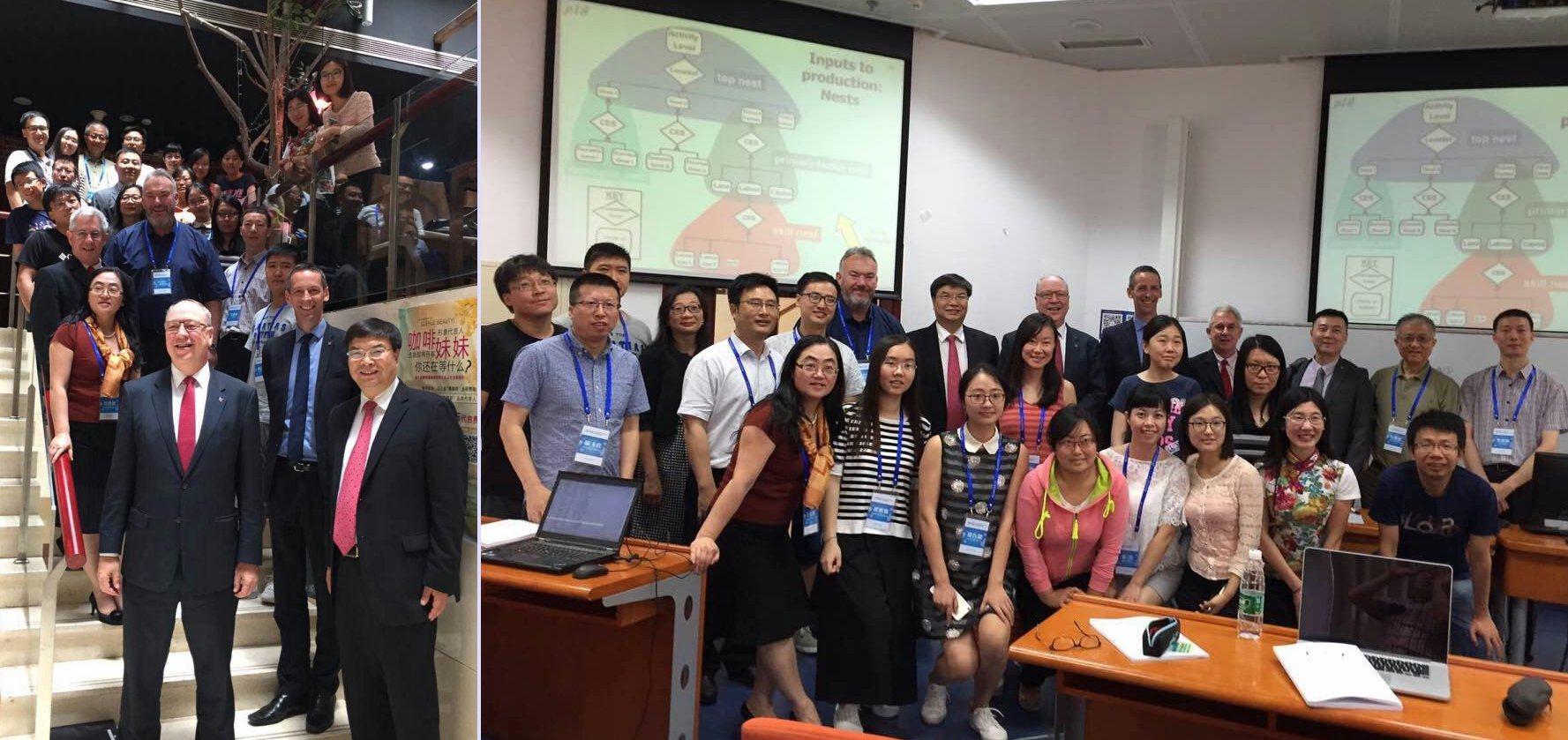 July 2016 Practical GE course, Beijing