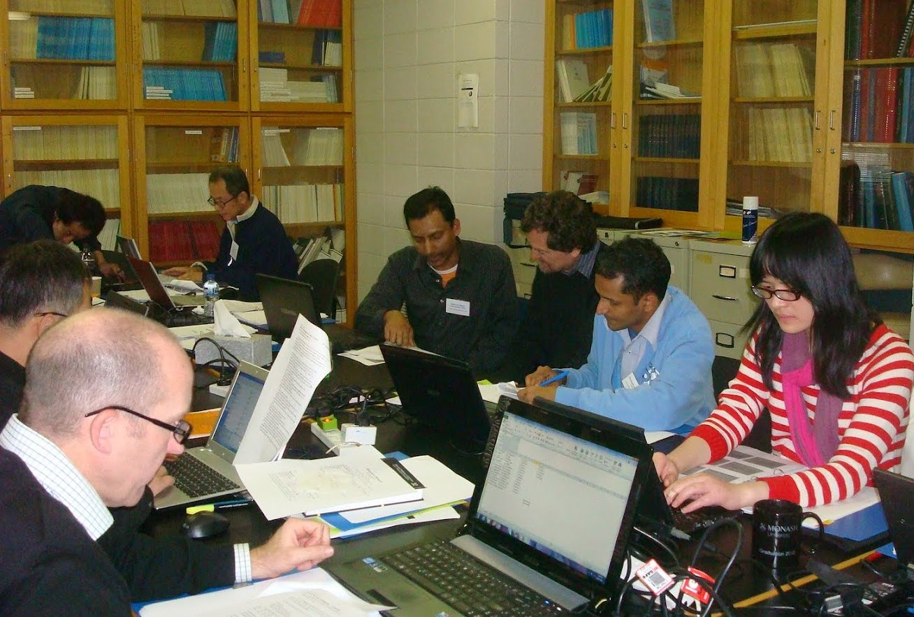 Database Course in Melbourne, July 2012