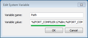 Installing Intel Fortran 12 0 for GEMPACK