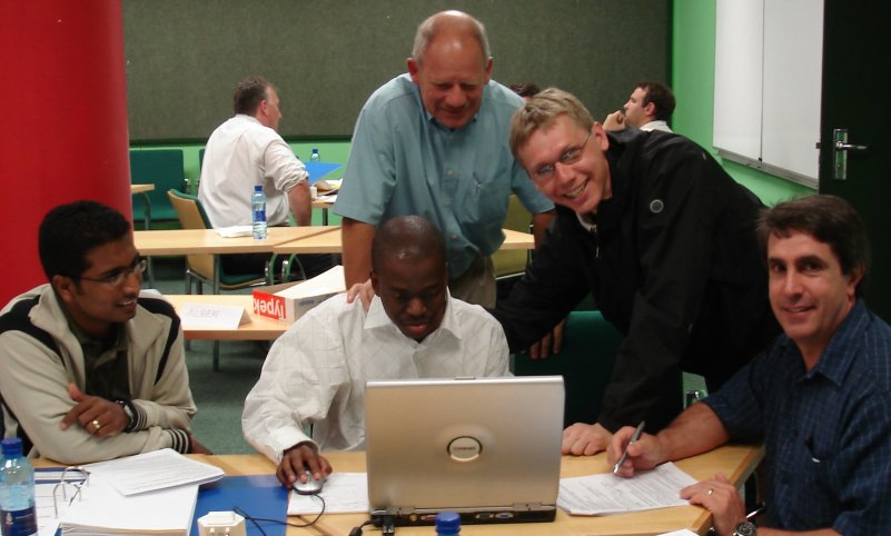 October 2007 Trade Modelling Course at University of Pretoria