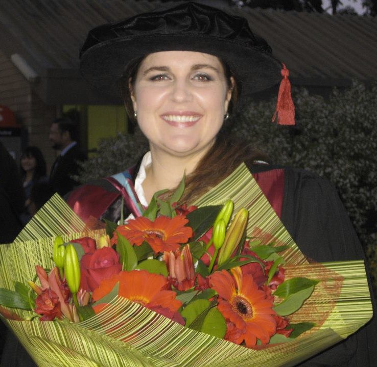 Louise Roos Graduation