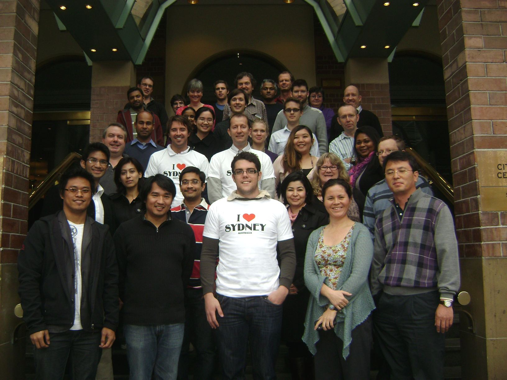 June 2011 Practical GE Modelling Course in Sydney