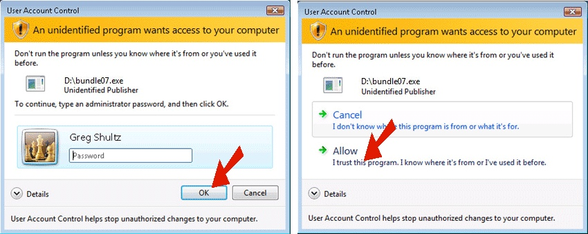 what programs must run at startup windows 7