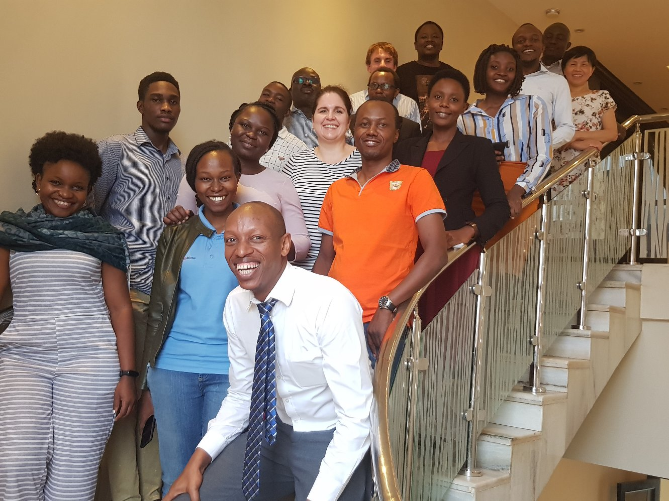 Course in 'Constructing a Social Accounting Matrix (SAM) for Uganda' held 